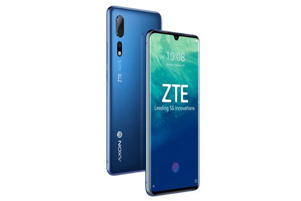 [MWC 2019] ZTE ra mắt Axon 10 Pro 5G: Snapdragon 855, 5G và 3 camera sau