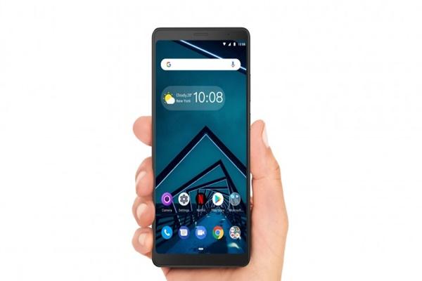 [MWC 2019] Lenovo công bố Tab V7 - smartphone giá phải chăng, màn hình 6.9 inch, pin 5180 mAh
