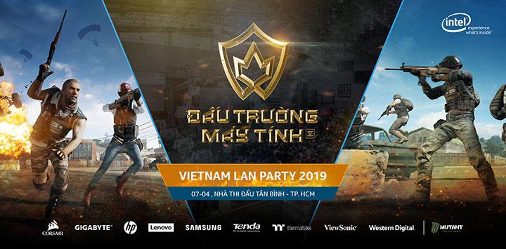 """Sự kiện """"LAN party"""" lớn nhất Việt Nam sắp trở lại vào tháng 4/2019"""