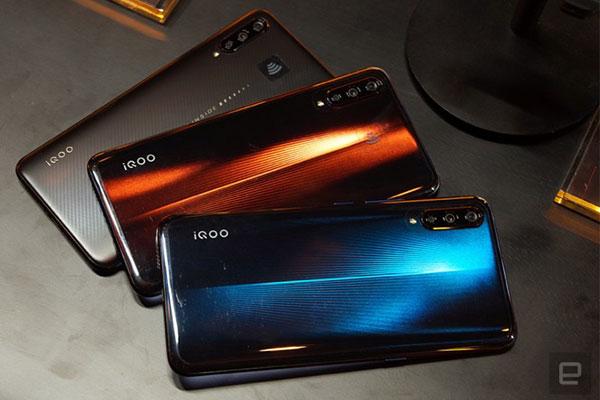 Vivo ra mắt smartphone chơi game iQOO: RAM 12GB, Snapdragon 855, sạc đầy pin trong 45 phút