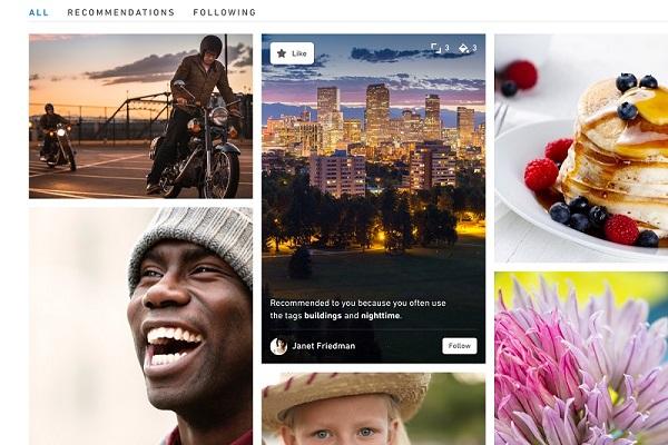 Canon USA giới thiệu RAISE, nền tảng chia sẻ hình ảnh mới có nhiều tính năng AI