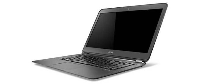 Ultrabook cực mỏng Acer Aspire S5 sắp ra thị trường