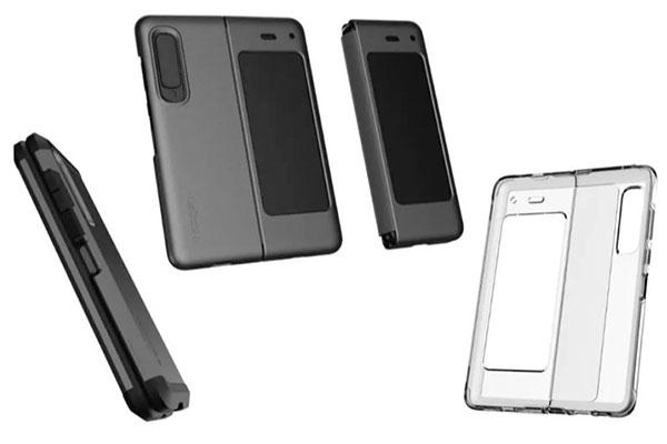 Spigen hợp tác với Samsung sản xuất ốp lưng cho Galaxy Fold