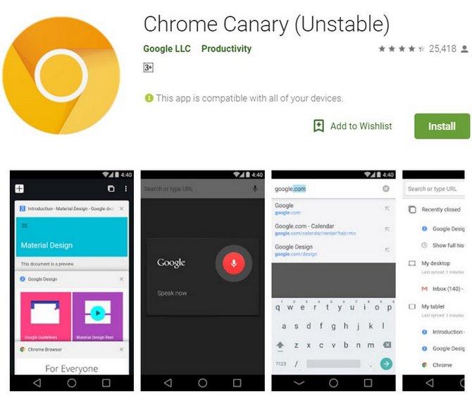 Cách kích hoạt Dark Mode trên Chrome cho Android - VnReview - Tư vấn