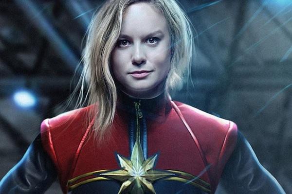 Sức nóng của bom tấn 'Captain Marvel' và loạt phim ra rạp tháng 3
