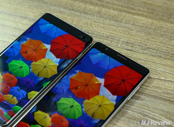 Sony Xperia 10, Samsung Galaxy S10 thiết kế giống Bphone 3