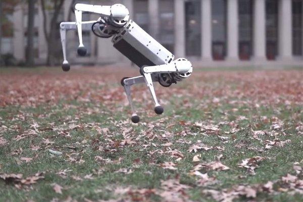 Robot 4 chân đầu tiên thế giới có thể nhảy santo chất như dân hiphop