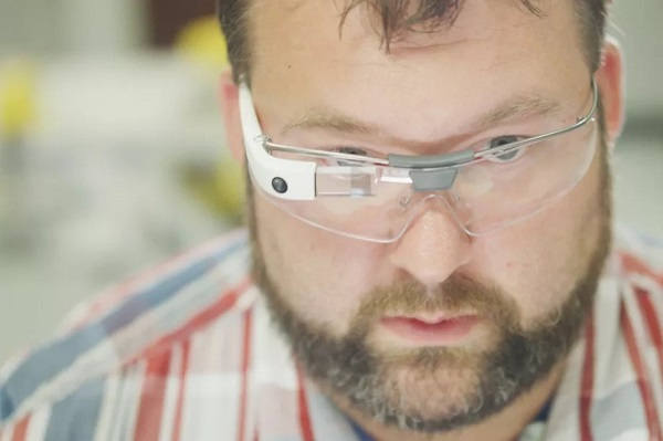 Rò rỉ chiếc kính Google Glass Enterprise thế hệ thứ hai, nâng cấp cấu hình và sử dụng USB-C