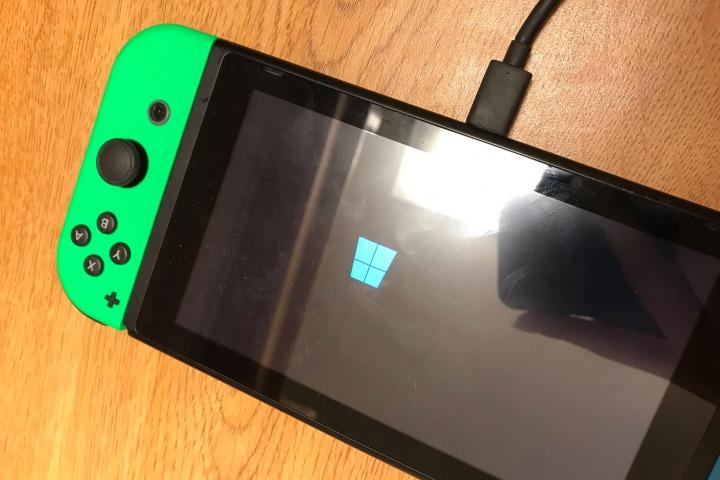Tin được không: đã có thể cài đặt Windows 10 trên Nintendo Switch