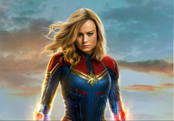 'Captain Marvel' Brie Larson - từ vô danh đến hiện tượng siêu anh hùng