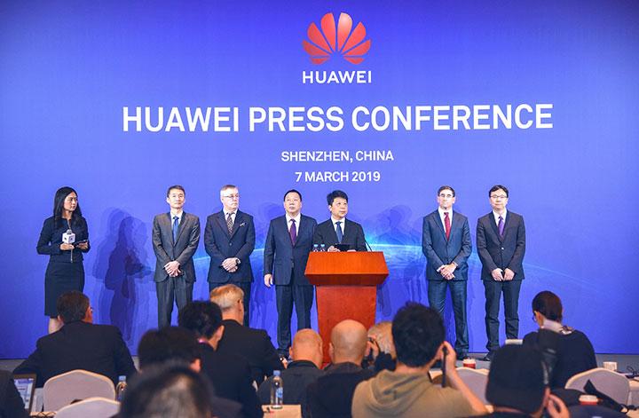 Huawei kiện chính phủ Mỹ vì lệnh cấm mua sản phẩm