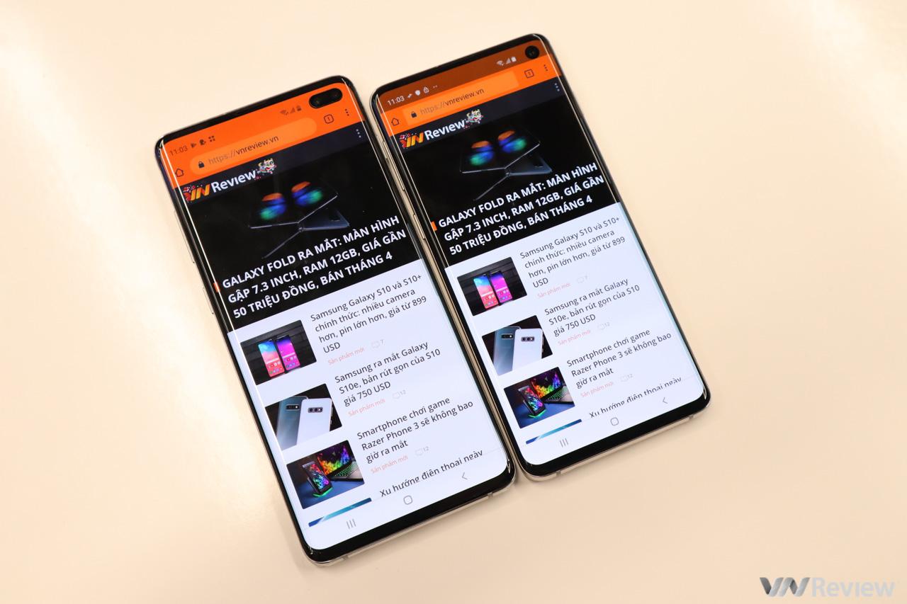 Galaxy S10, S10+, S10e bắt đầu được bán ra tại Việt Nam, giá từ 16 triệu đồng