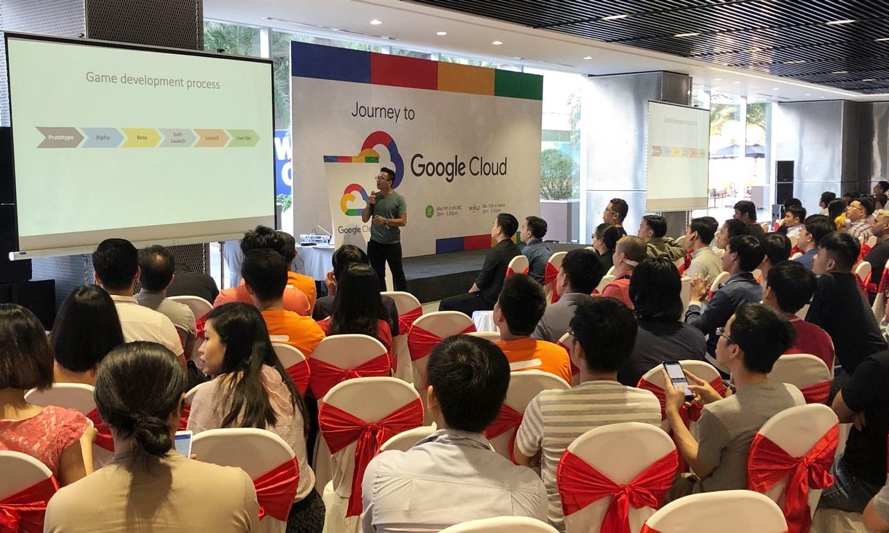 Google công bố chương trình hỗ trợ trị giá tối đa 2,3 tỷ đồng dành cho startup Việt tiến ra toàn cầu