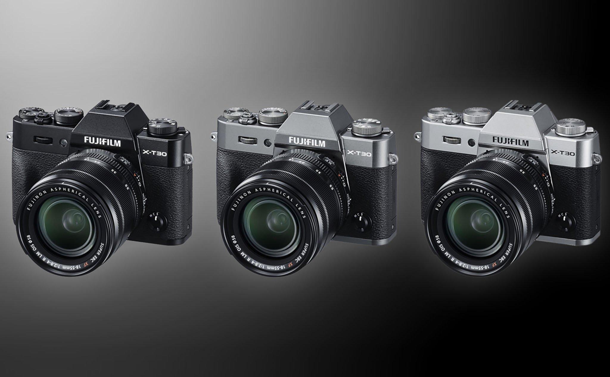 Fujifilm X-T30 về Việt Nam: tân binh đánh gờm phân khúc mirrorless tầm trung, giá từ 22 triệu đồng