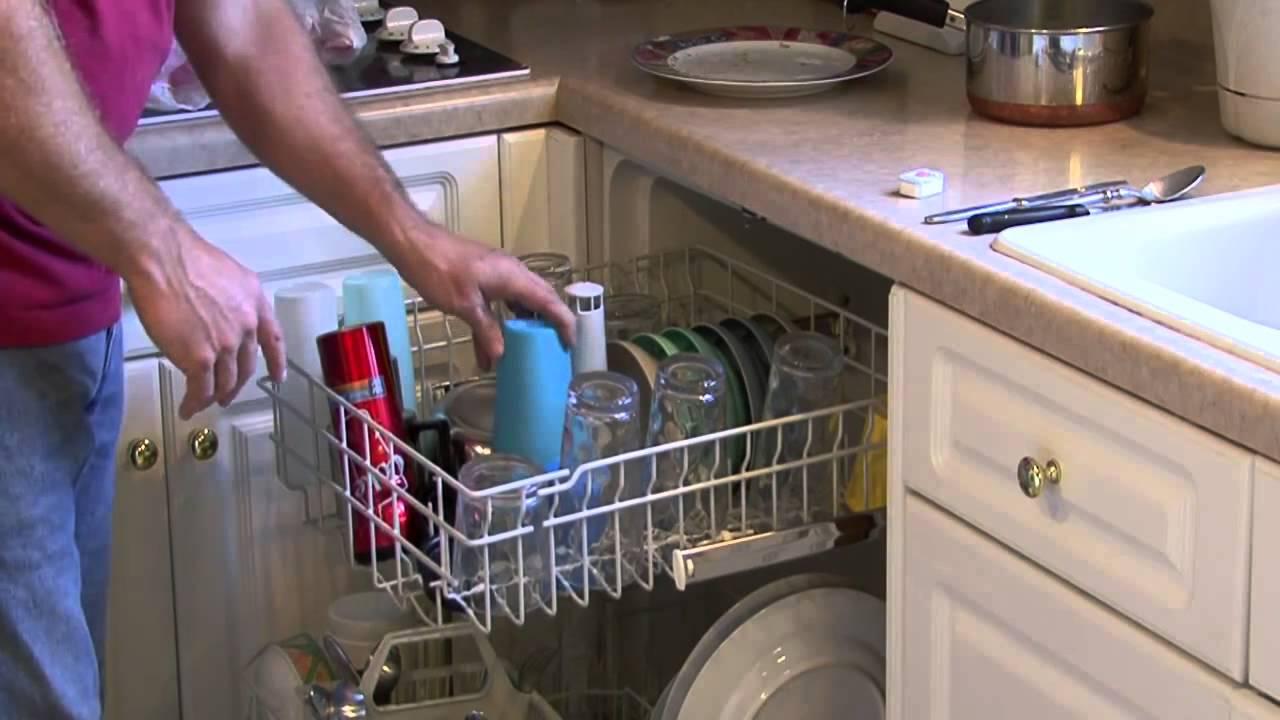 hướng dẫn sử dụng máy rửa bát
