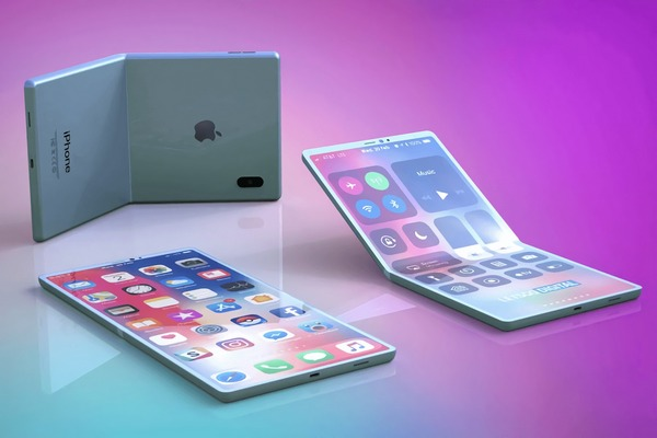 Digitimes: Apple lo ngại tụt hậu nên sẽ sớm ra mắt smartphone màn hình gập trong thời gian tới