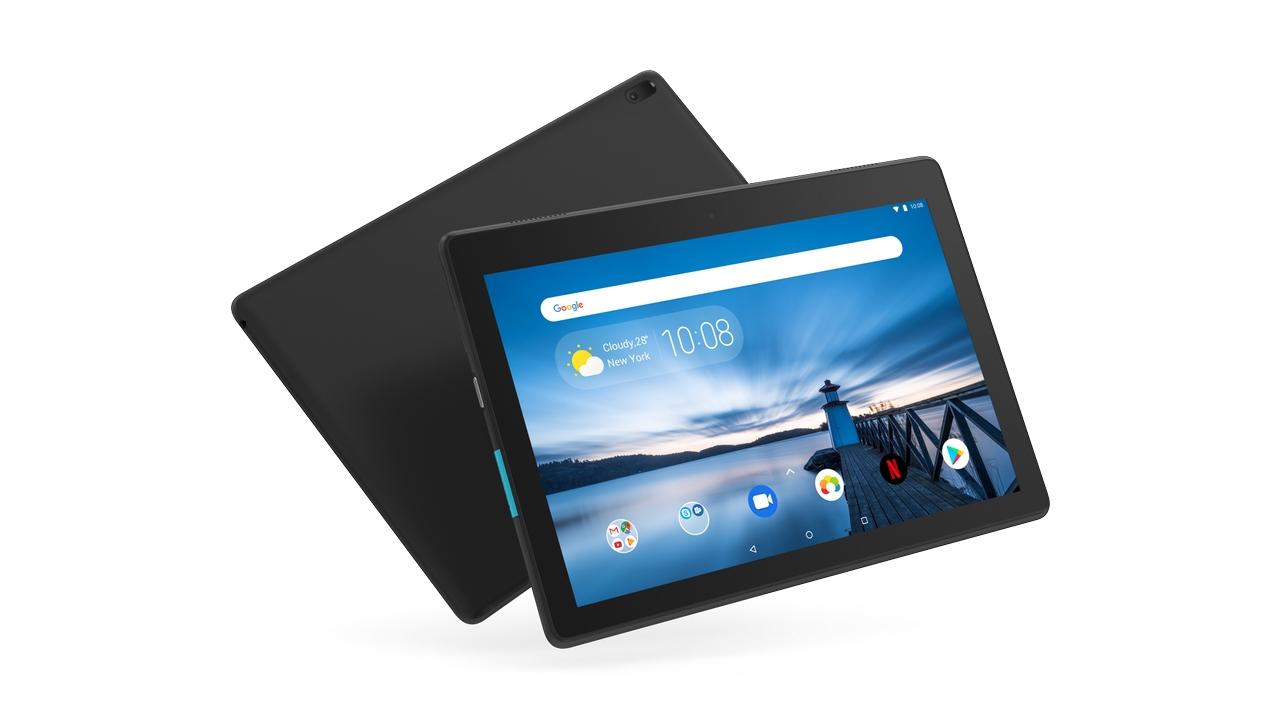 Lenovo bán ra Tab E10 tại Việt Nam: tablet Android Go giá 3,69 triệu đồng nhắm đến học sinh