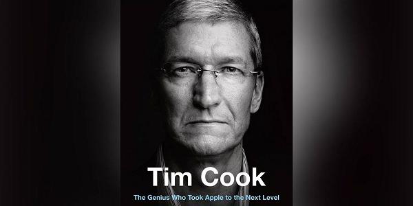"""Tác giả của """"Jony Ive: Thiên tài"""" tiếp tục phát hành tiểu sử về Tim Cook"""