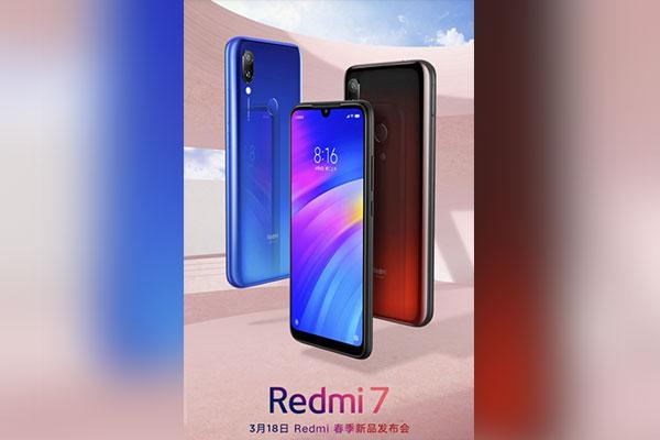 """Xiaomi xác nhận ra mắt Redmi 7 vào 18/3, còn một """"bí mật"""" nữa"""
