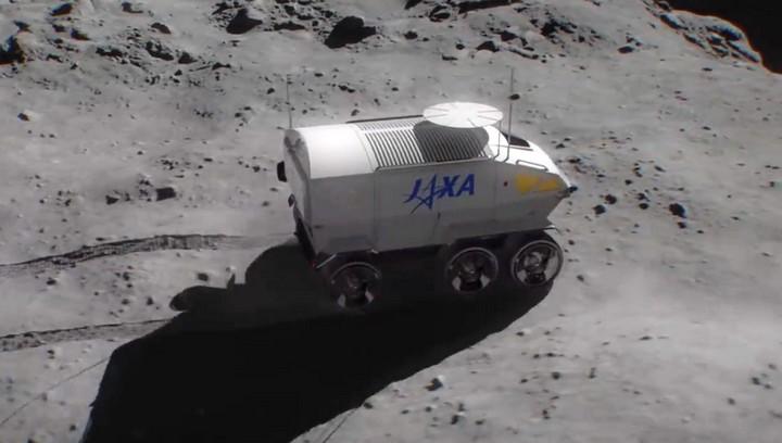 Cơ quan vũ trụ Nhật Bản hợp tác với Toyota chế tạo xe du hành trên Mặt Trăng