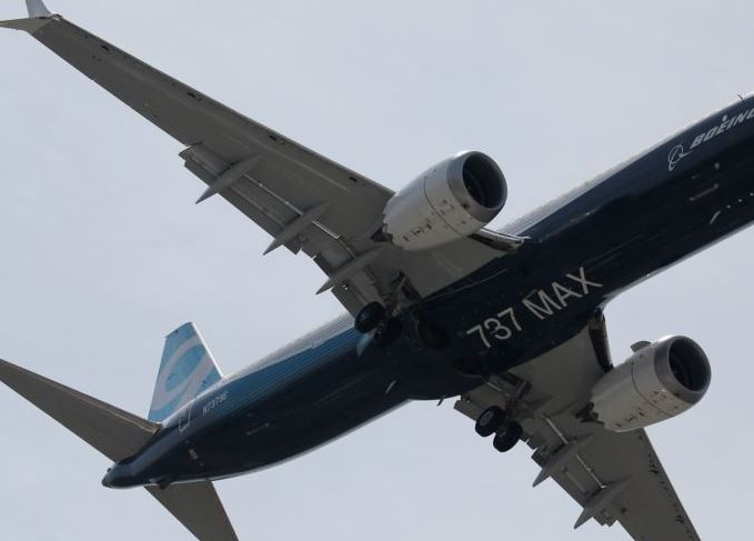 Mỹ cấm bay tất cả máy bay Boeing 737 Max
