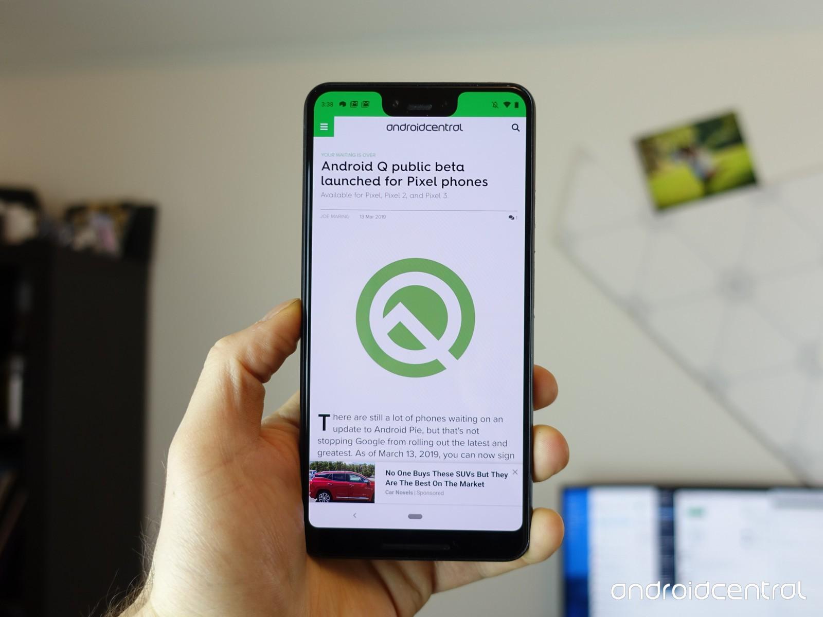 Sẽ có 6 bản beta trước khi Android Q chính thức ra mắt