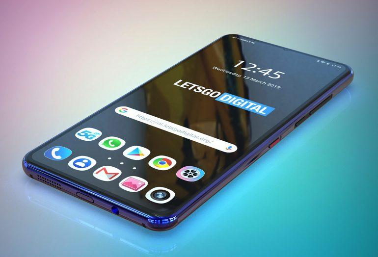 Huawei có thể loại bỏ camera selfie và thay thế bằng màn hình phụ nằm phía sau