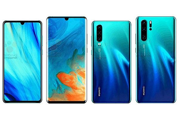 Rò rỉ thông số cụ thể của Huawei P30, P30 Pro trước ngày ra mắt 26/03