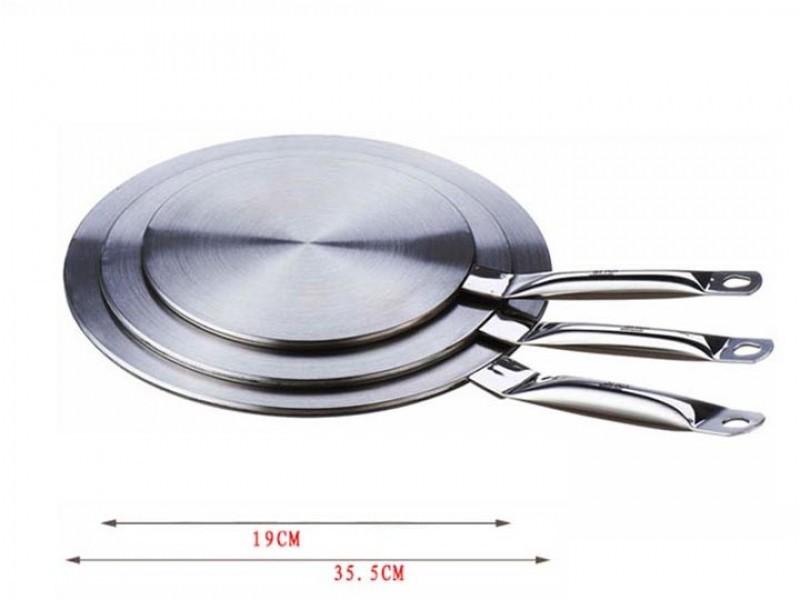 đĩa dẫn nhiệt dùng cho bếp từ