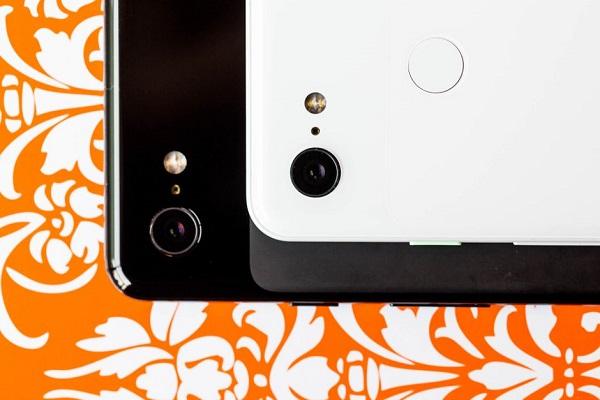 Pixel 4 XL cam kép, màn hình có lỗ như S10 Plus