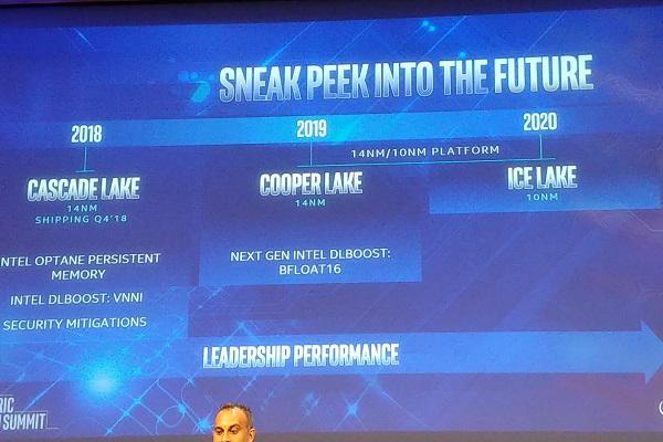 Intel và Facebook đang hợp tác để đưa deep learning vào CPU Xeon Cooper Lake
