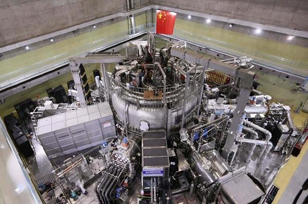 """Trung Quốc tuyên bố dự án """"Mặt trời nhân tạo"""" sẽ hoàn thành ngay trong năm nay"""