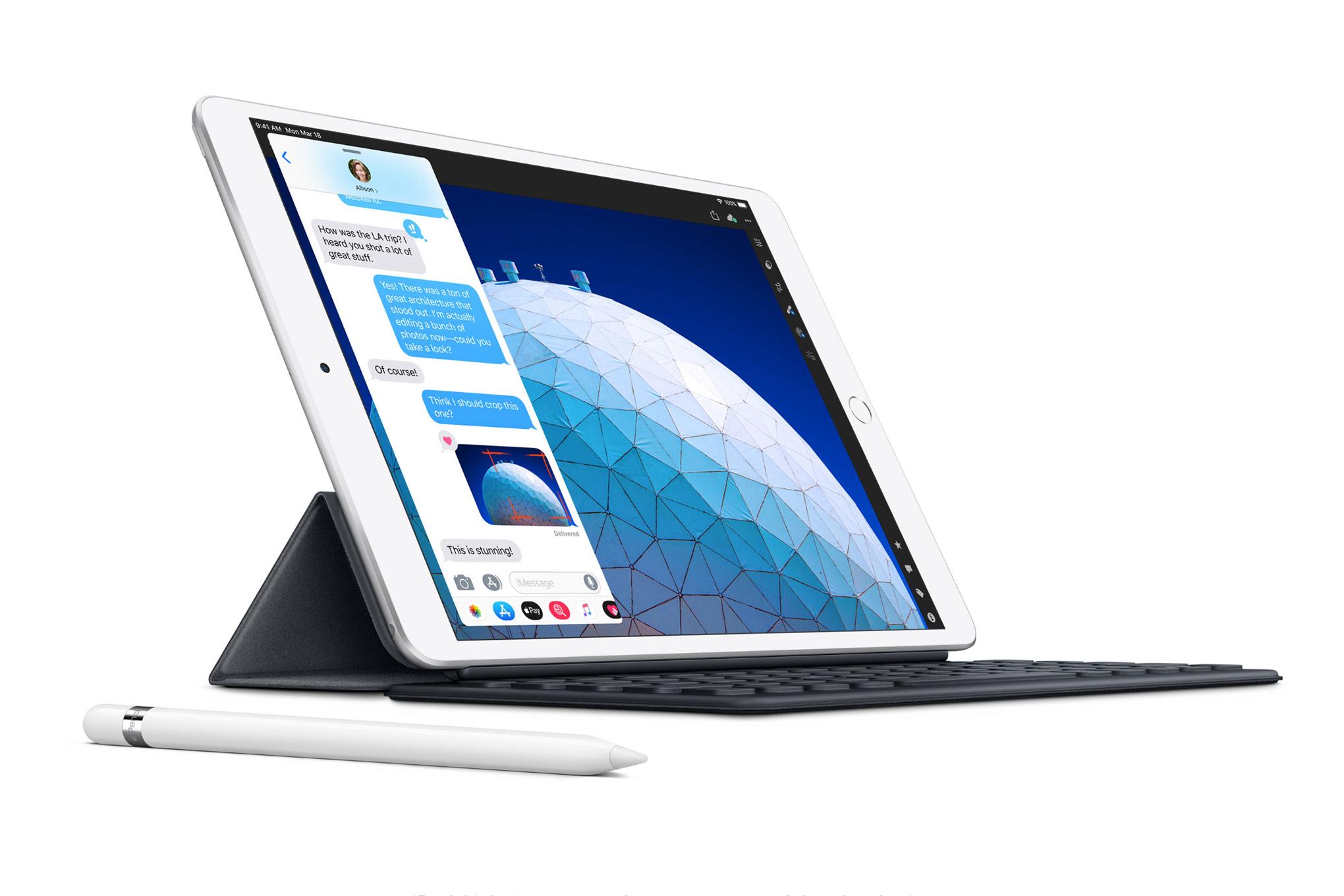 Nghịch lý: iPad Air và iPad Mini 2019 vừa hỗ trợ Apple Pencil, vừa không hỗ trợ Apple Pencil!