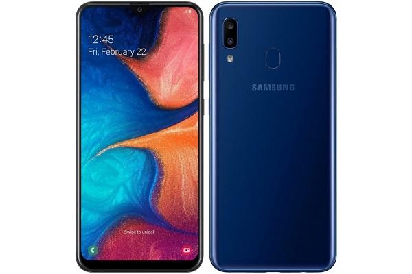Samsung trình làng Galaxy A20: màn hình Super AMOLED 6.4 inch, pin 4.000 mAh, giá 217 USD