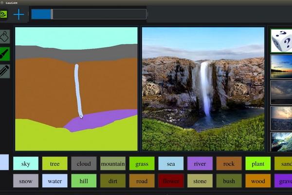 Phần mềm chỉ cần vẽ đường thẳng là ra hình ảnh vật thể