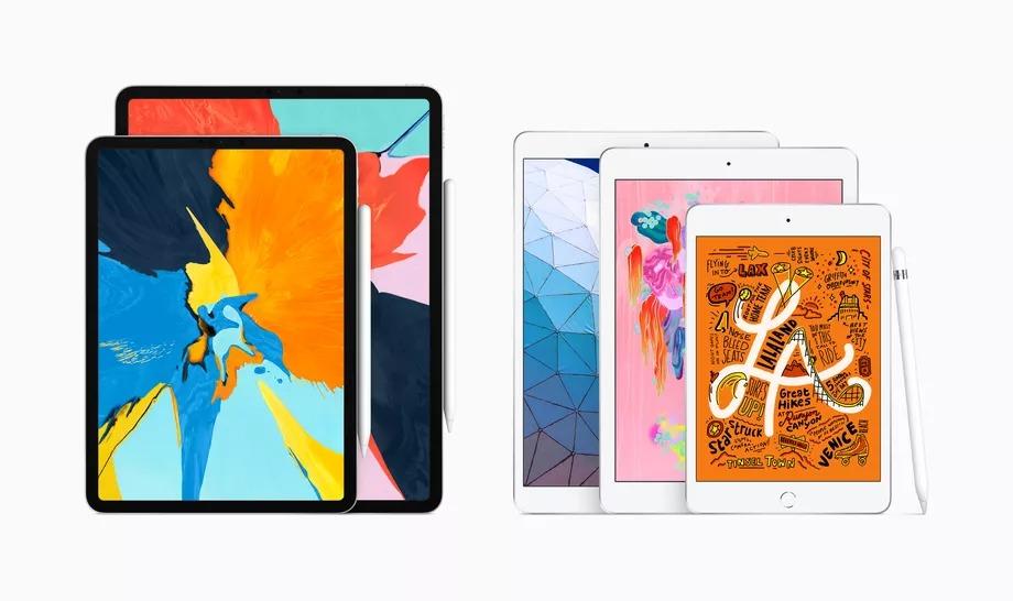 Apple đang bán đến 5 loại iPad khác nhau và có một sự bối rối không hề nhẹ ở đây