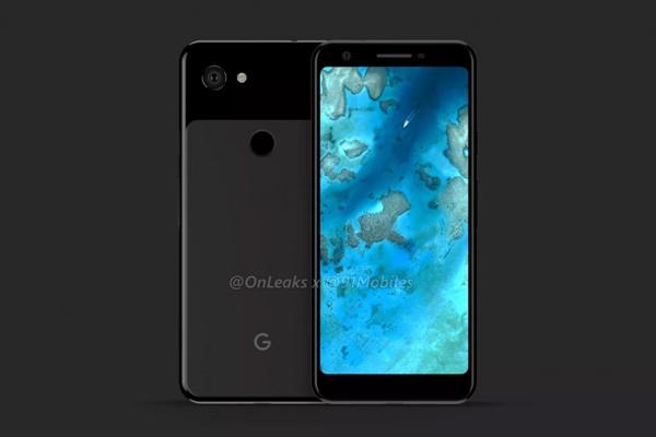 Chiếc smartphone tầm trung của Google sẽ có tên Pixel 3a, màn hình OLED 5.6 inch