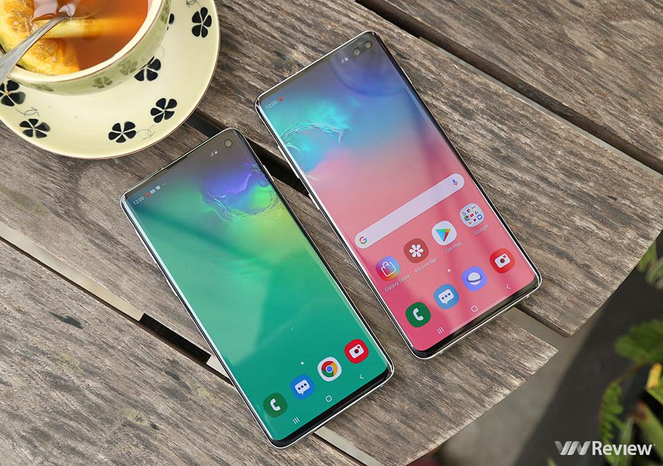 Đánh giá Samsung Galaxy S10+
