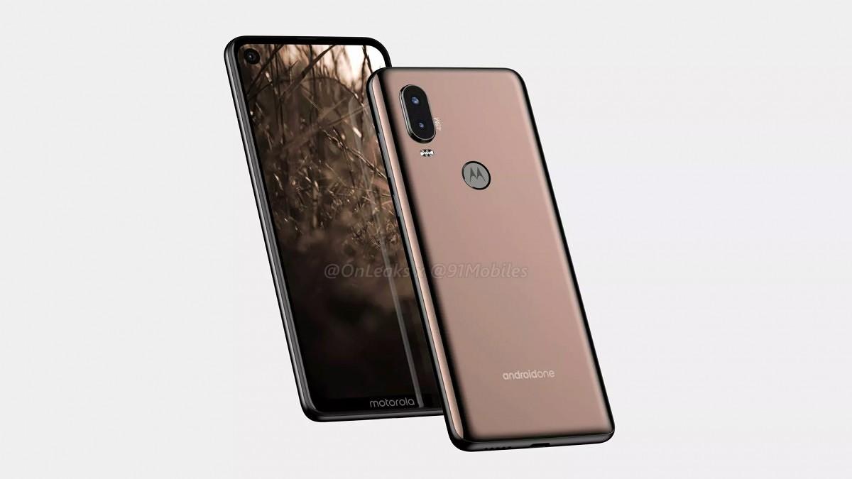 Motorola sắp ra mắt hai điện thoại camera 48MP, một chiếc có màn hình 21:9 đục lỗ