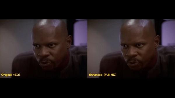 AI có thể biến một bộ phim chuẩn SD thành HD