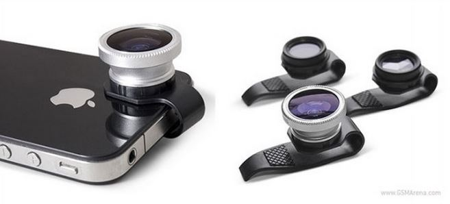 Apple đăng ký sáng chế mới về ống kính camera rời