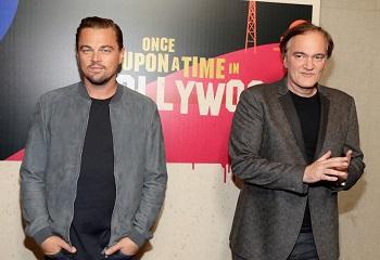 """""""Ngày xửa ngày xưa ở Hollywood"""" có sự góp mặt của Brad Pitt, Leonardo DiCaprio và Margot Robbie"""