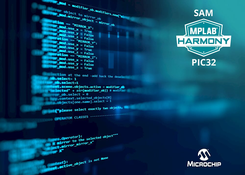 Microchip công bố MPLAB Harmony phiên bản 3.0
