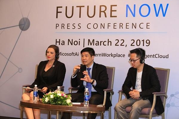 Tổng Giám đốc Microsoft Việt Nam: Chậm chân trong ứng dụng AI, các doanh nghiệp và cả nền kinh tế sẽ đánh mất lợi thế cạnh tranh
