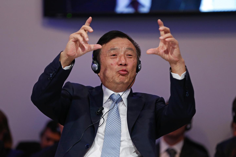 Ông chủ Huawei từng đi lính, ăn rau sống qua ngày