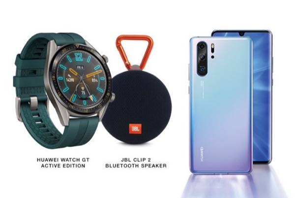"""Website Huawei """"vô tình"""" để lộ thông tin P30 Pro và smartwatch mới sắp ra mắt"""