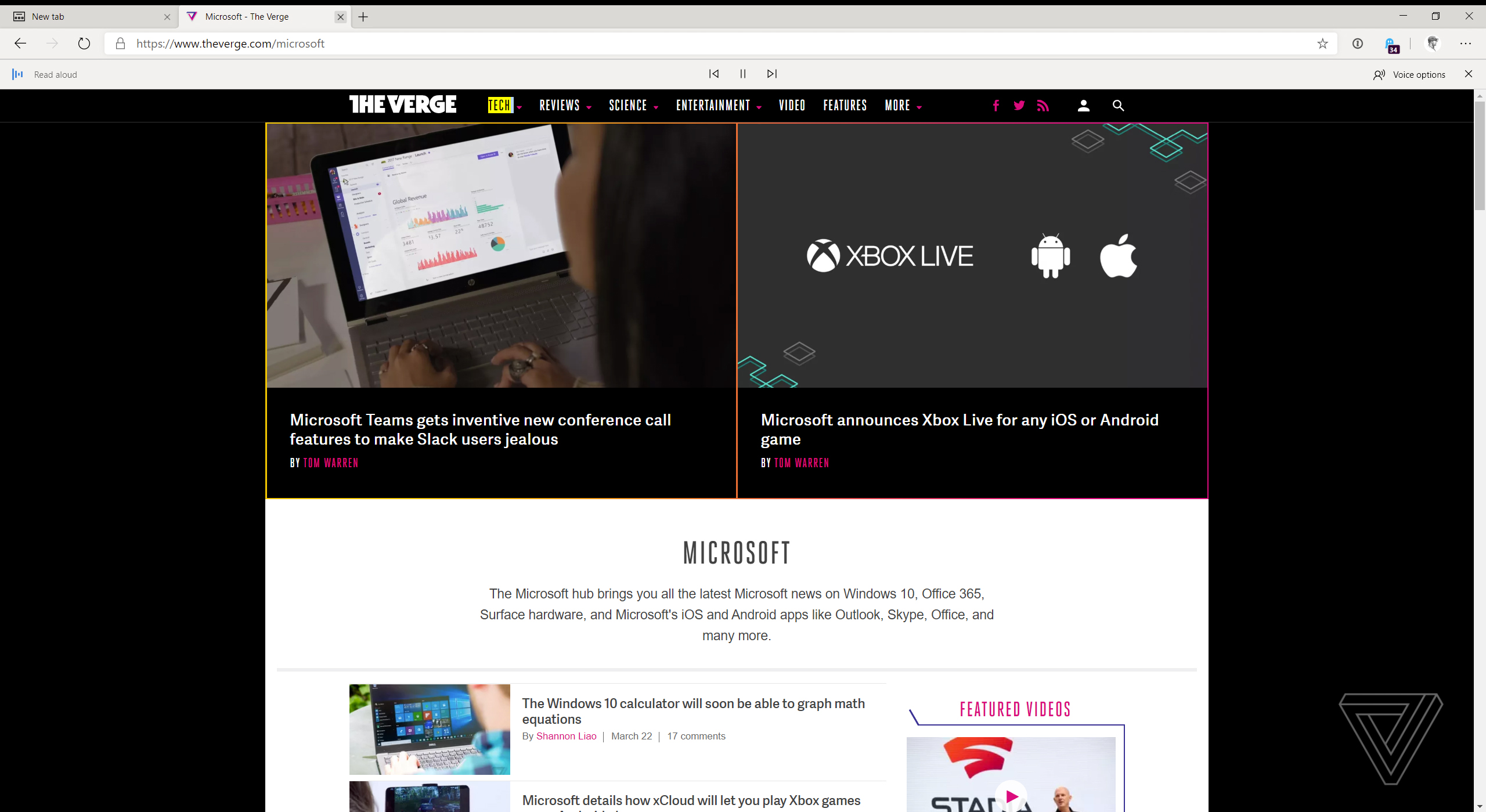 Những hình ảnh đầu tiên về trình duyệt Microsoft Edge mới dựa trên nhân Chromium 13