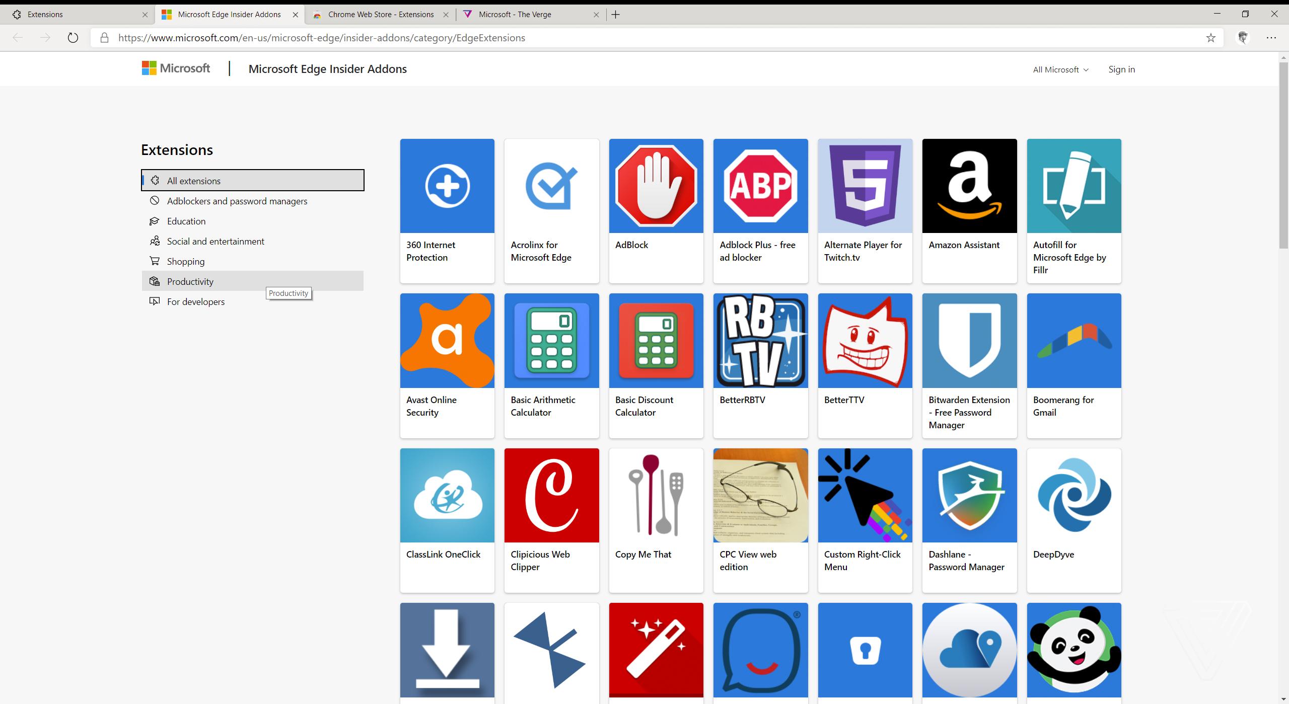 Những hình ảnh đầu tiên về trình duyệt Microsoft Edge mới dựa trên nhân Chromium 8