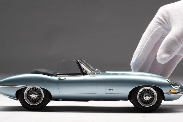 Thế giới kỳ lạ và đắt đỏ của 20.000 mẫu siêu xe tí hon