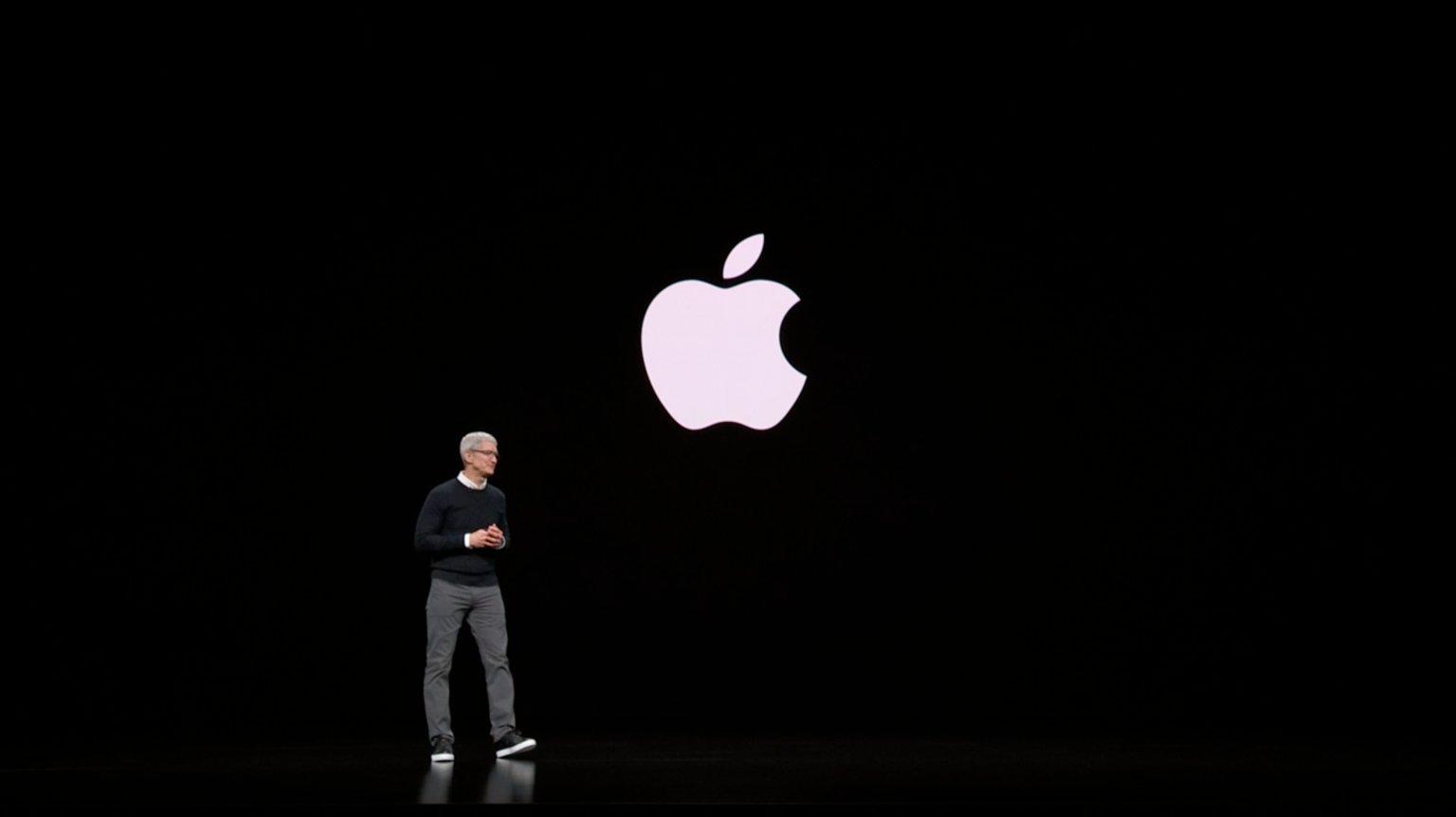 Sự kiện diễn ra sáng nay dường như là dấu hiệu xác nhận Apple sẽ chuyển sang một hướng đi mới